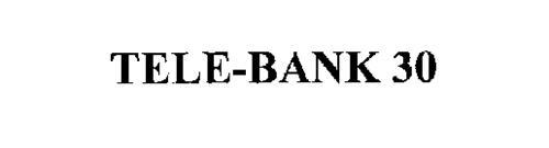 TELE-BANK 30