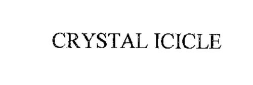 CRYSTAL ICICLE