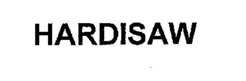 HARDISAW