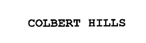 COLBERT HILLS