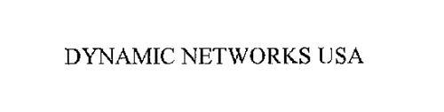 DYNAMIC NETWORKS USA