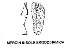 MERCIN INSOLE ERGODINAMICA