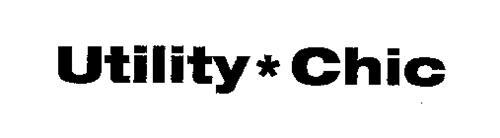 UTILITY * CHIC