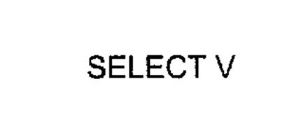SELECT V
