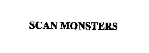 SCAN MONSTERS