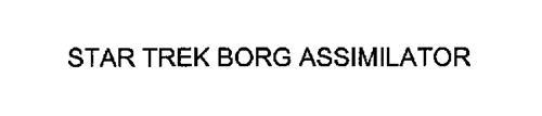 STAR TREK BORG ASSIMILATOR