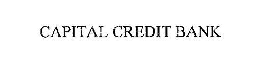 CAPITAL CREDIT BANK