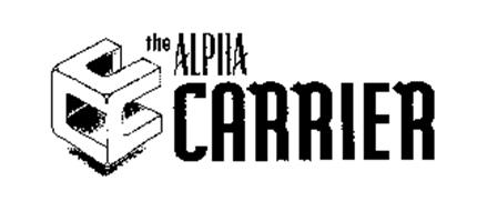 THE ALPHA CARRIER