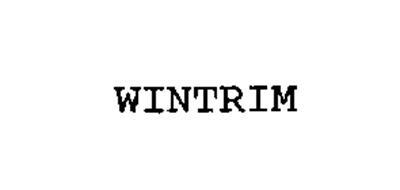 WINTRIM