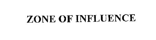 ZONE OF INFLUENCE