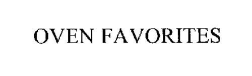 OVEN FAVORITES