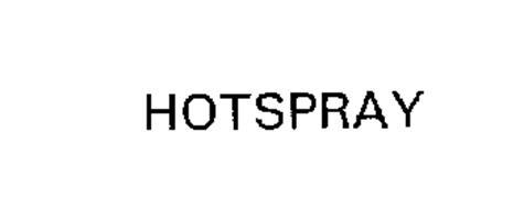 HOTSPRAY