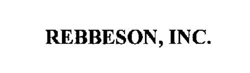 REBBESON, INC.