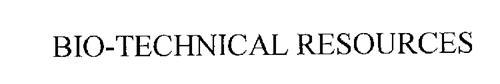 BIO-TECHNICAL RESOURCES