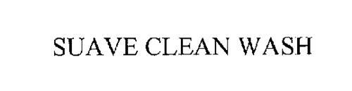 SUAVE CLEAN WASH