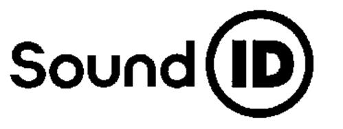SOUND ID