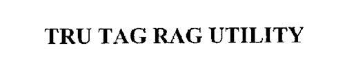 TRU TAG RAG UTILITY