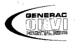 OHVI GENERAC INDUSTRIAL SERIES