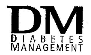 DM DIABETES MANAGEMENT