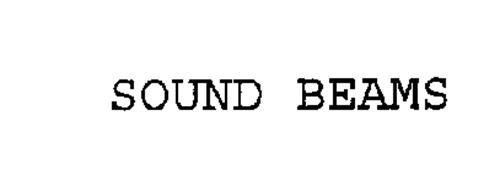 SOUND BEAMS