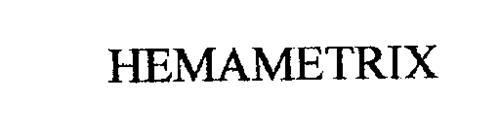 HEMAMETRIX
