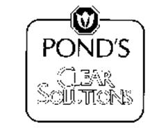 POND'S CLEAR SOLUTIONS