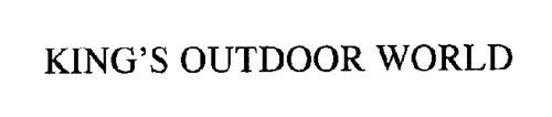 KING'S OUTDOOR WORLD