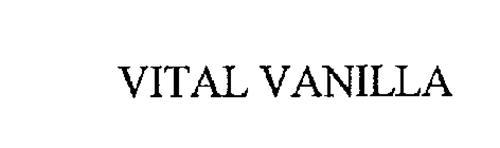 VITAL VANILLA
