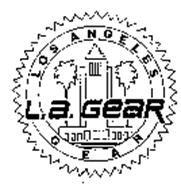 LOS ANGELES GEAR L.A. GEAR