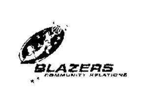 BLAZERS COMMUNITY RELATIONS
