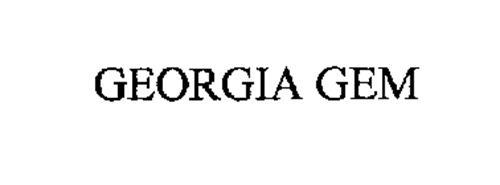 GEORGIA GEM