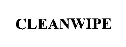 CLEANWIPE