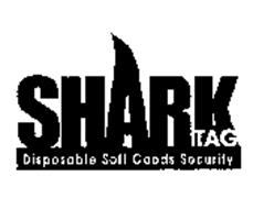 SHARK TAG DISPOSABLE SOFT GOODS SECURITY