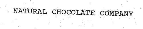 NATURAL CHOCOLATE COMPANY
