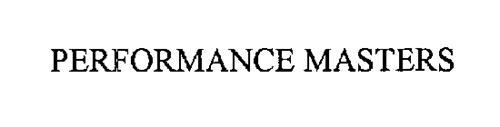 PERFORMANCE MASTERS