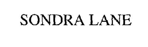 SONDRA LANE