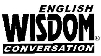 ENGLISH WISDOM CONVERSATION
