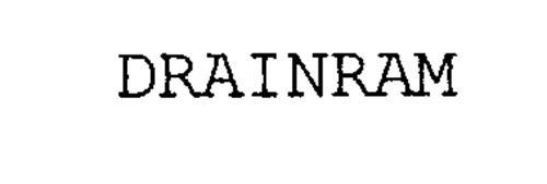 DRAINRAM