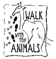 WALK WITH THE ANIMALS