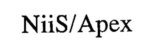 NIIS/APEX