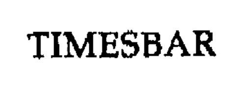 TIMESBAR