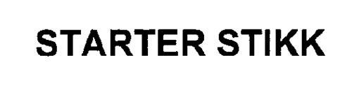STARTER STIKK