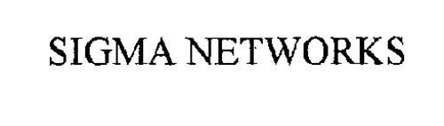SIGMA NETWORKS