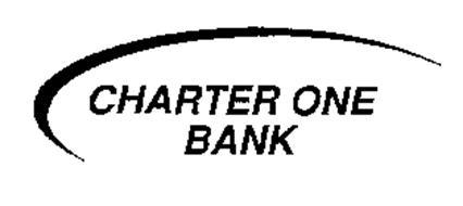 CHARTER ONE BANK