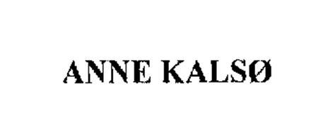 ANNE KALSO