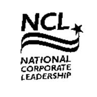 NCL NATIONAL CORPORATE LEADERSHIP
