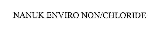 NANUK ENVIRO NON/CHLORIDE
