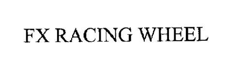 FX RACING WHEEL