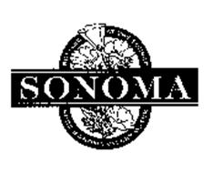 BOTTLED AT THE SOURCE SONOMA PURE SONOMA VALLEY WATER