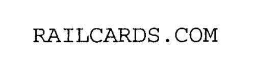 RAILCARDS.COM